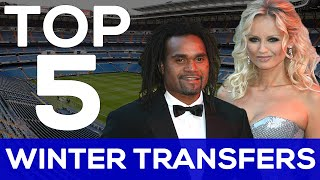 Marcelo, Higuain and the best Real Madrid winter transfers | TOP 5