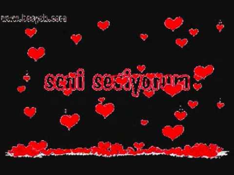 aşk adına yazılan tüm şarkılar senin için..
