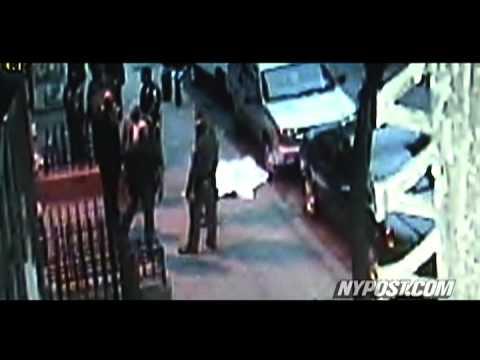Harlem Surveillance Murder - New York Post