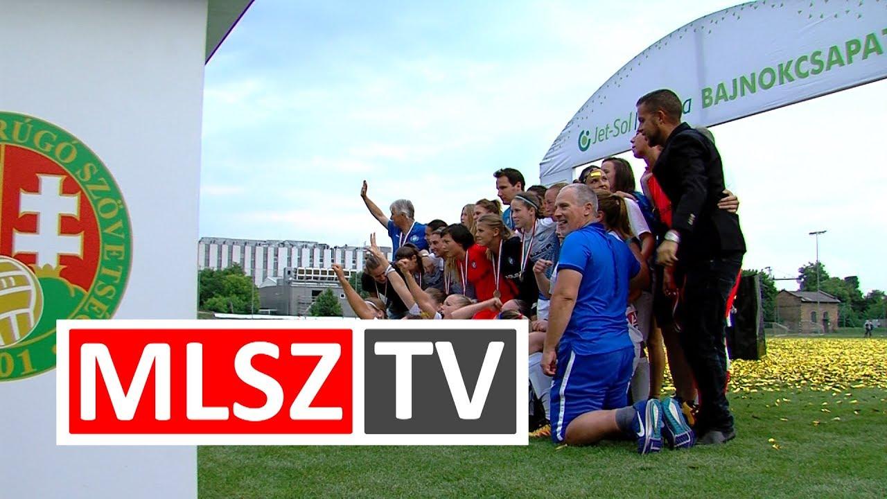 Ferencvárosi TC - MTK Hungária FC | 1-2 | JET-SOL Liga | Döntő, 3. forduló | MLSZTV