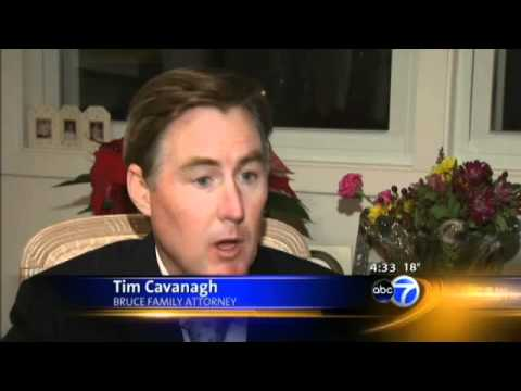 Timothy Cavanagh Files Wrongful Death Lawsuit for the Family of John Bruce