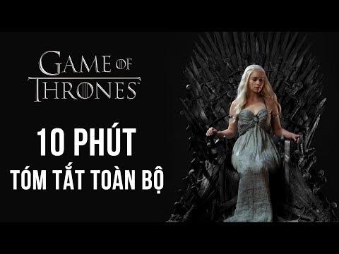 Tóm tắt Game of Thrones trong 10 phút