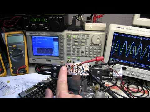 #165: Why RF circuits need shielding - or how NOT to build a Theremin! (tnx 4 the title Ben!)