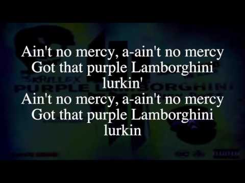 Skrillex & Rick Ross  Purple Lamborghini  Song Lyrics