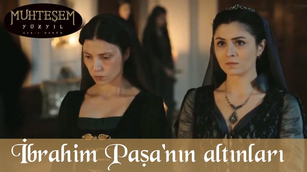 İbrahim Paşa'nın Altınları - Muhteşem Yüzyıl 91.Bölüm