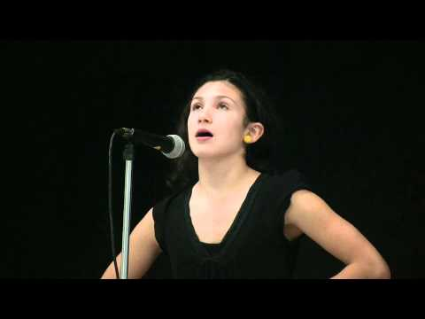 Poetry Out Loud  Annie Aguillar