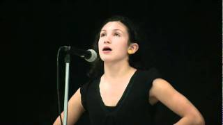 Poetry Out Loud - Annie Aguillar