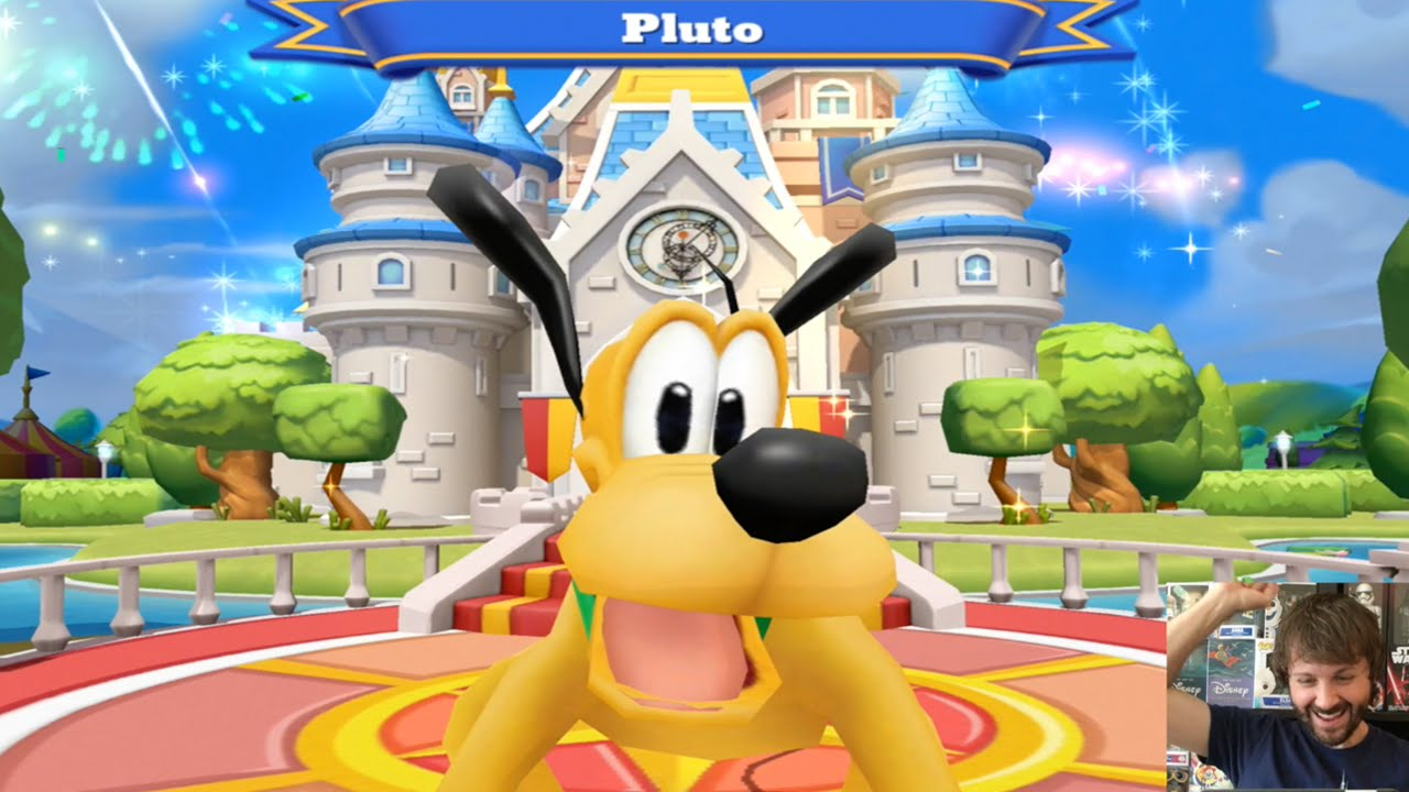Pluto Joins The Kingdom Disney Magic Kingdom 6 Let S Play Youtube