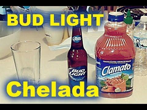 Bud Light + Clamato Chelada DIY Review