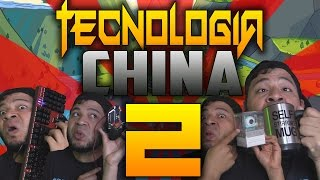 TECNOLOGÍA CHINA #2 | TECLADO Y MOUSE RETRO ILUMINADOS PARA NIÑOS RATA