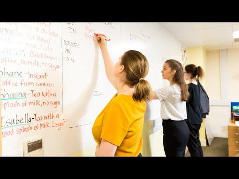Radisson Hotels Use Magnetic Whiteboard Walls