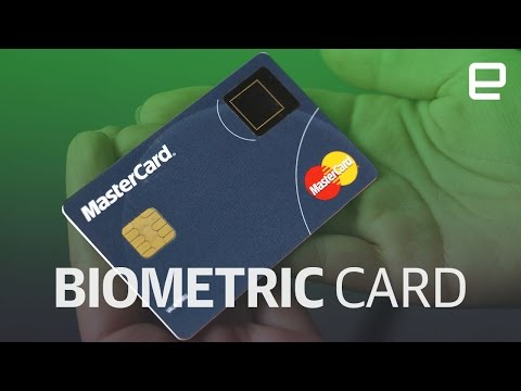 Mastercard biometric card | First Look