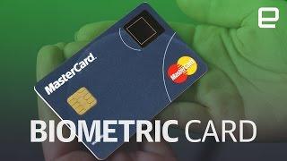 Mastercard biometric card | First Look