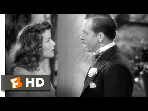 The Philadelphia Story (9/10) Movie CLIP - The Whole Affair (1940) HD
