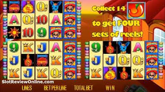 Aristocrat More Chilli Online Slot Machine Game Play