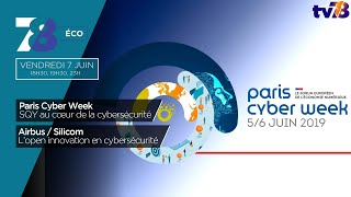 7/8 Eco. Paris Cyber Week