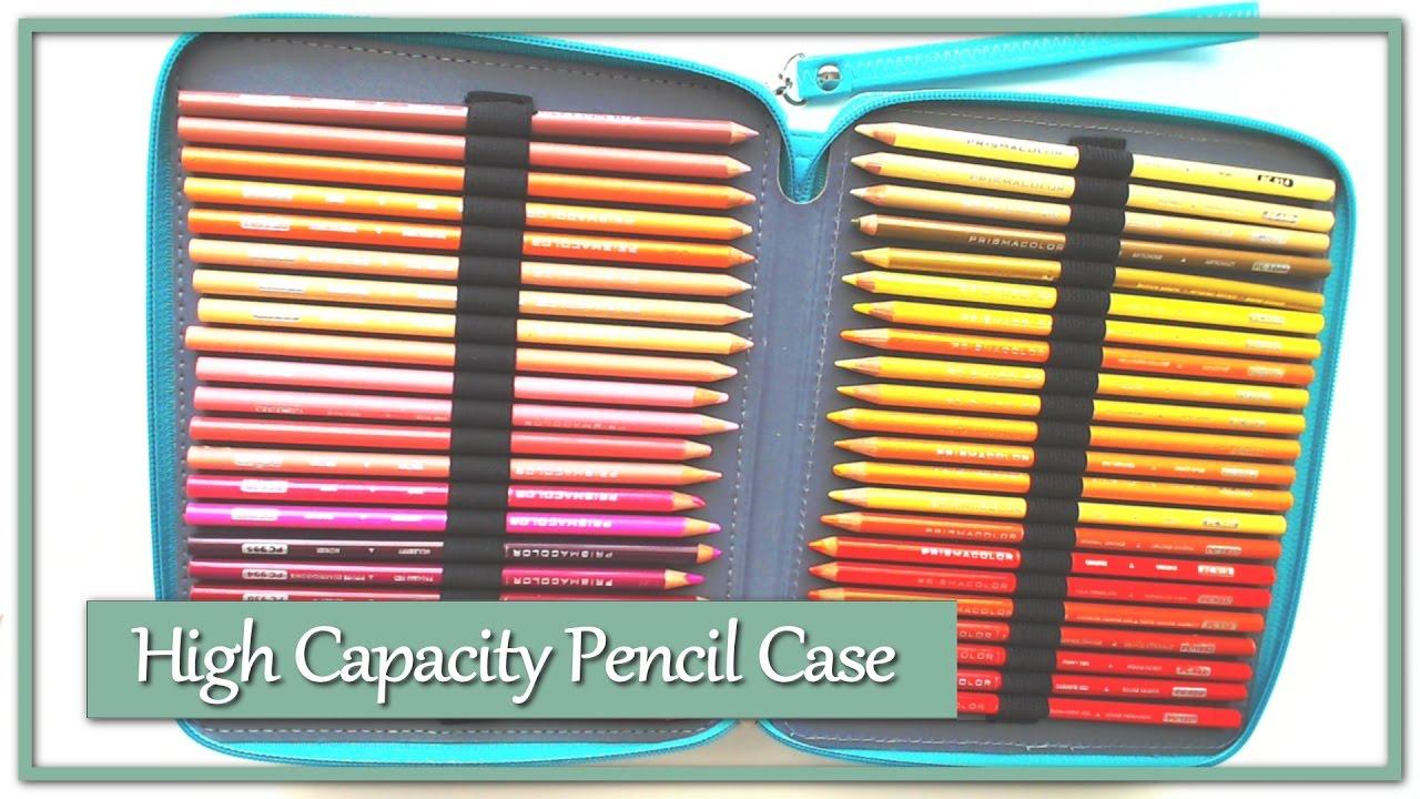 High capacity pencil case for prismacolor 150 piece color pencils high capacity pencil case for prismacolor 150 piece color pencils nvjuhfo Image collections