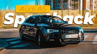 Audi A5 2.0TDI Sportback quattro
