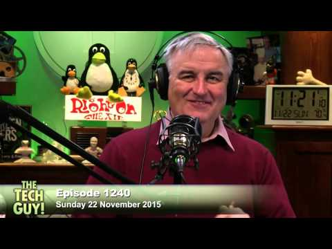Leo Laporte - The Tech Guy 1240