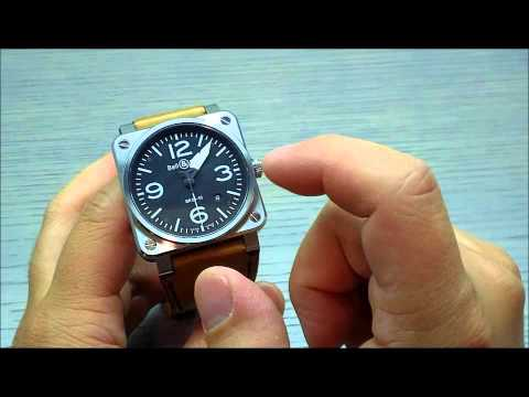 Bell & Ross BR03-92 Instrument Automatic Watch Review