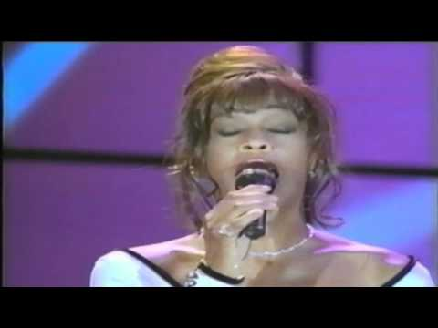 whitney houston - i will always love you [VMA 1994]