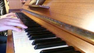 ace combat 5 15 years ago ピアノ
