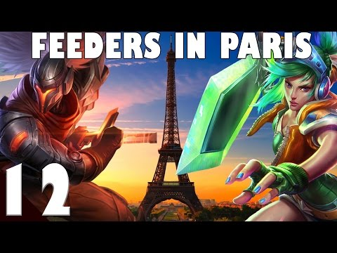 Tilt Over 9000 | Feeders In Paris | Stream Highlights 12 [GER]