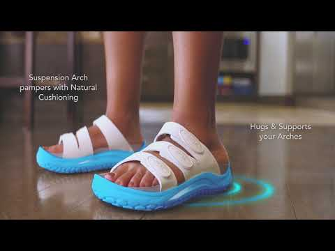 Introducing The New MBT RECOVERY SANDAL