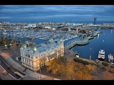 Places to see in ( Barcelona - Spain ) Port Vell