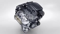 New Diesel OM654 Mercedes-Benz