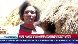 Wanawake wawili matatani kwa kuwakeketa watoto wachanga