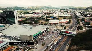 Port Moresby - Papua New Guinea 2017 (Drone Shots)