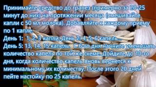 видео Настойка Болиголова - рекомендации по применению, отзывы, дозировка и противопоказания