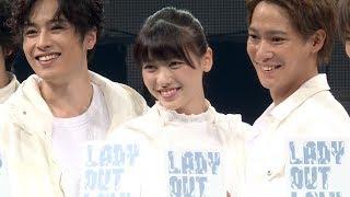 元℃-uteの矢島舞美が主役を務める舞台「LADY OUT LAW!」...