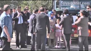 Cumhurbaşkanı Erdoğan Ağrı Valiliğini ziyaret etti