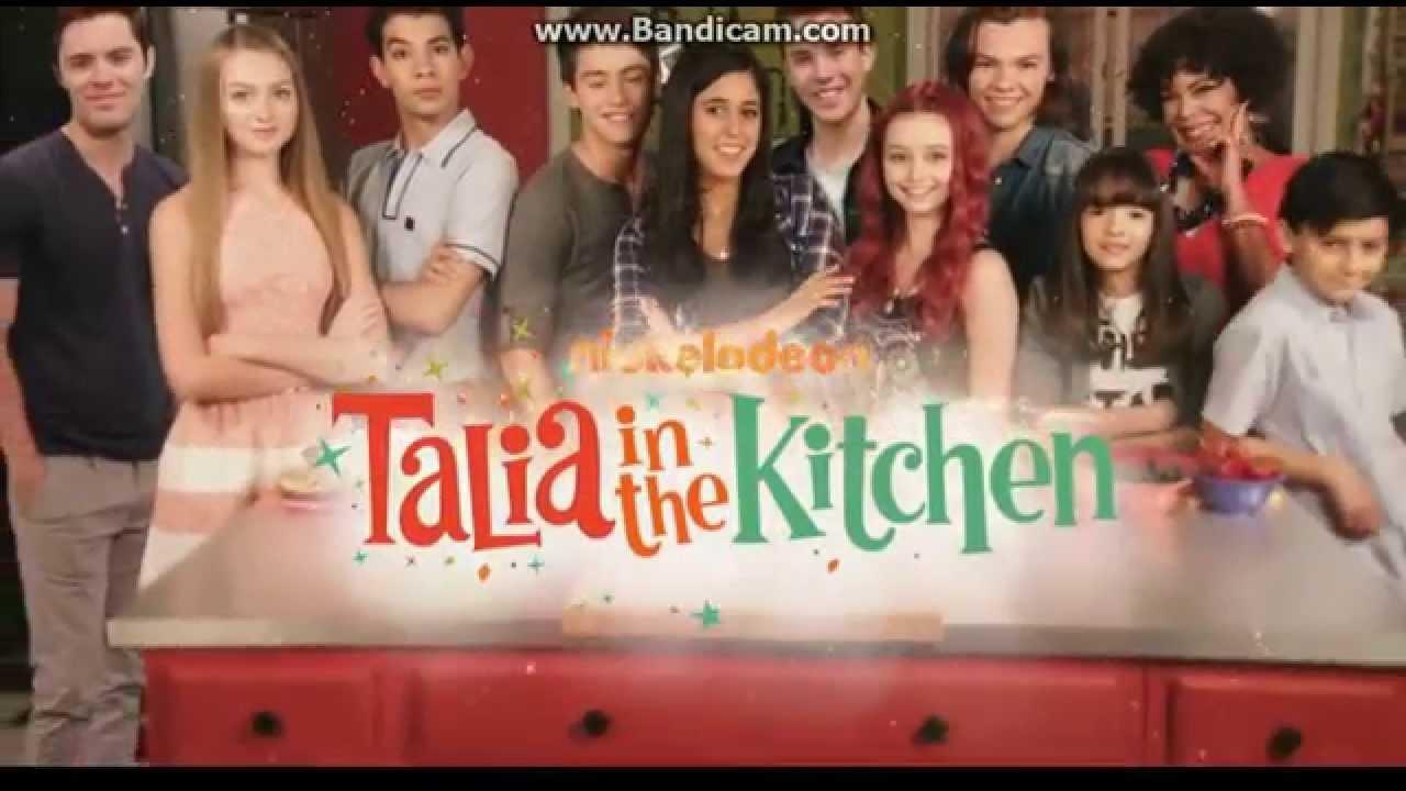 Talia In The Kitchen Season  Watch