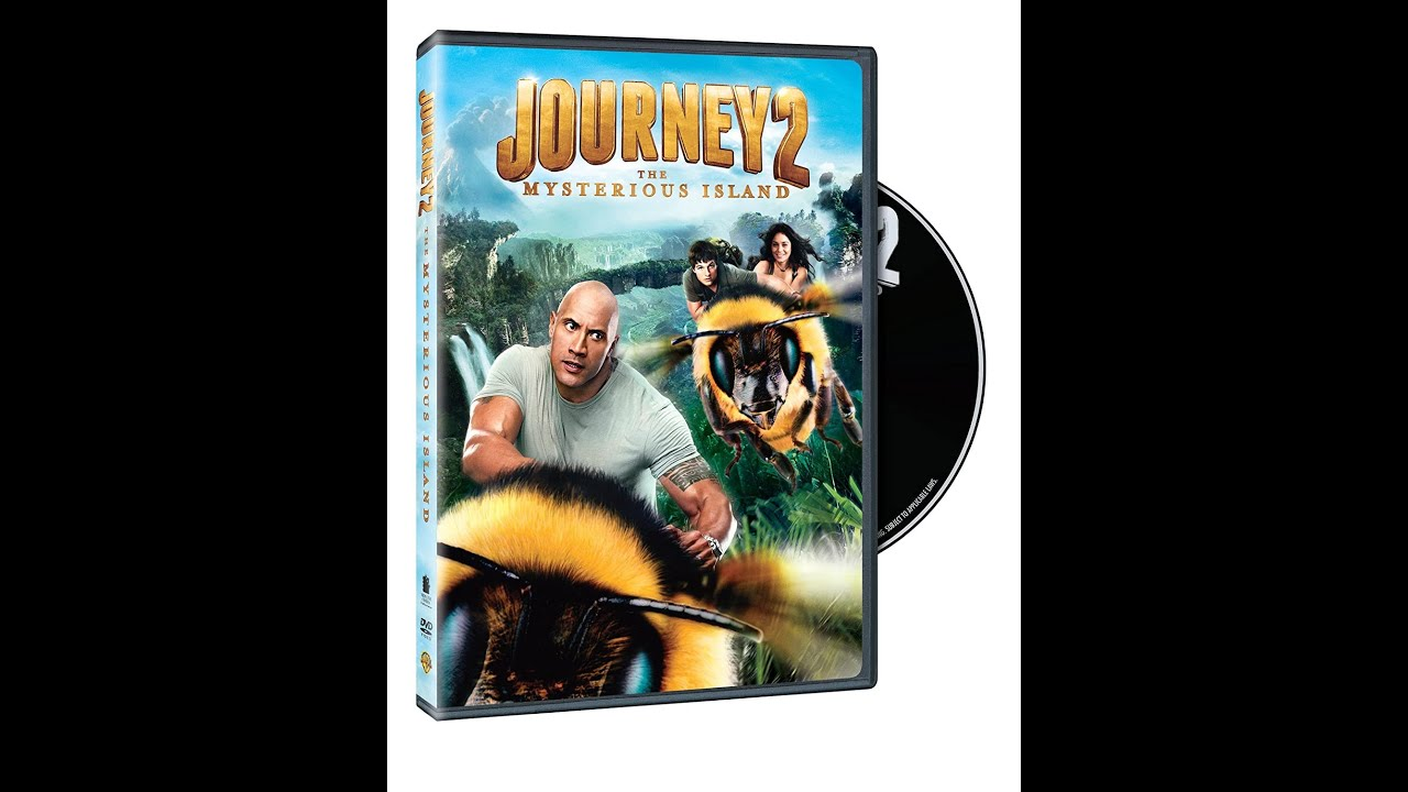 Download Opening to Journey 2: The Mysterious Island DVD (2012)