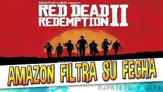 ¿ERROR O DESCUIDO ? | Red Dead Redemption 2: Amazon PONE fecha de lanzamiento al juego