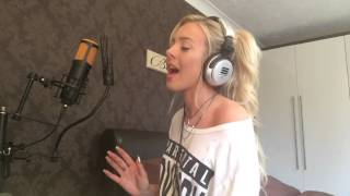 saving all my love for you   whitney houston cover by samantha harvey