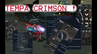 (LIVE !) TEMPA CRIMSON LAUNCHER & IHA + 6 - RF CLASSIC INDONESIA