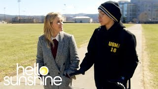 Reese Witherspoon and Simone Askew Talk Leadership