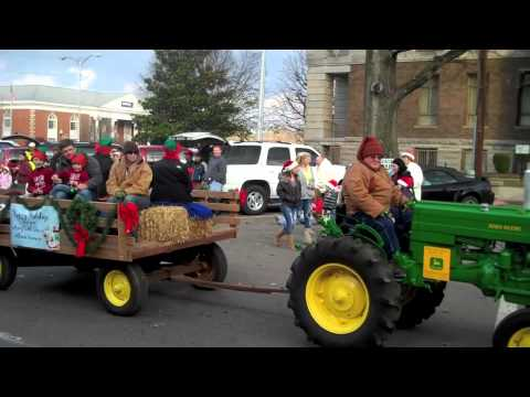 Shelbyville (Tenn.) Christmas Parade 2010