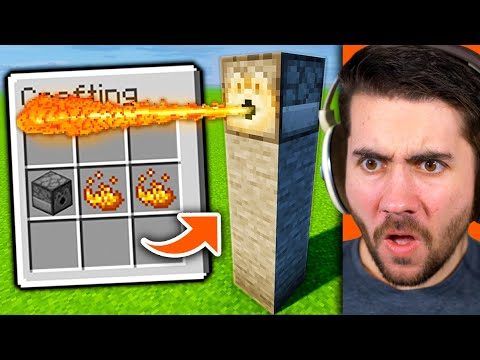 Testing Minecraft Traps That Feel Illegal!