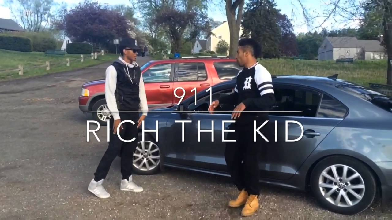 Download 911- Rich The Kid ft. Ty Dolla $ign   HitDemFolks
