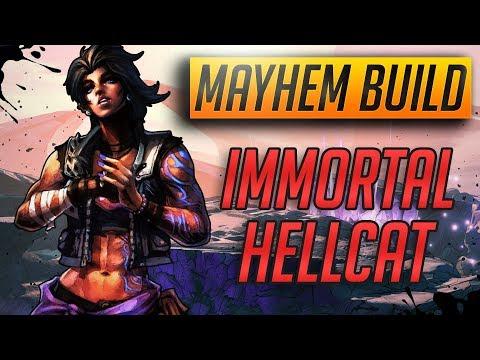 Borderlands 3   End Game Build: Immortal Hellcat — TVHM/MH3 Amara Guide