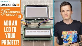 Add An LCD To Your Project! - The Learning Circuit
