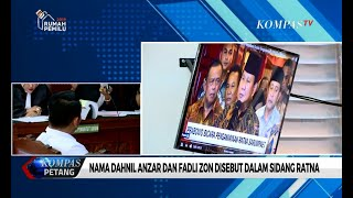 Download Video Nama Dahnil Anzar dan Fadli Zon Disebut dalam Sidang Ratna MP3 3GP MP4