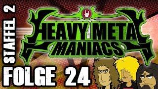 Heavy Metal Maniacs - Folge 24: Neue Ufer