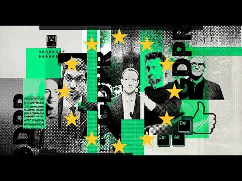 Europe Has Declared War On American Tech Companies