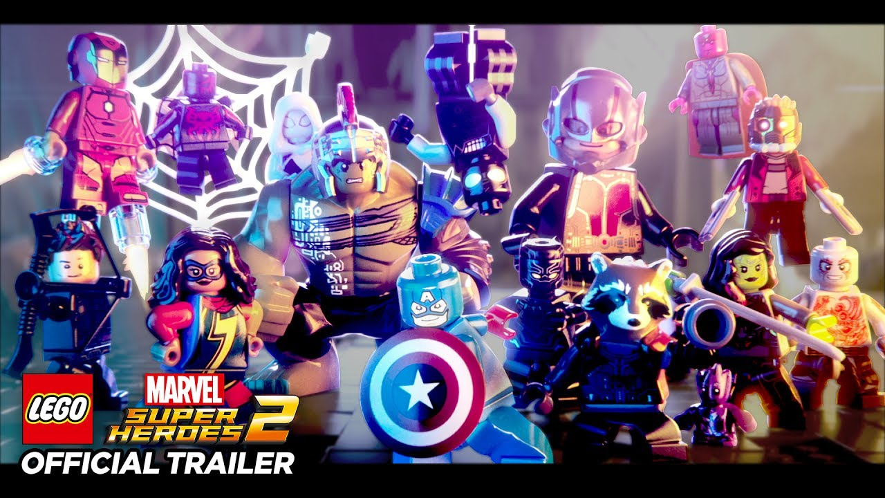 Imagenes de lego marvel super heroes 2 ps4 game saves